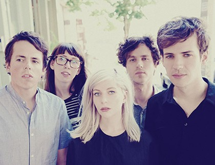 Alvvays - PHOTO COURTESY OF SHERVIN LAINEZ