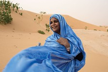 Noura Mint Seymali - PHOTO COURTESY OF JOE PENNEY
