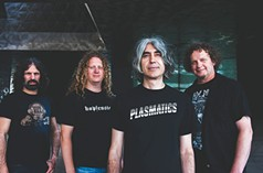 Voivod - PHOTO COURTESY OF GAELLE BERI