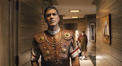 "When in ""Rome"": George Clooney"