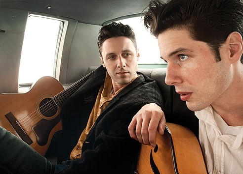 The Cactus Blossoms: Page Burkum (right) and Jack Torrey - PHOTO COURTESY OF ALL EYES MEDIA