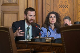 Councilor Daniel Gilman - CP FILE PHOTO BY MIKE SCHWARZ