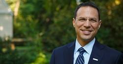 Montgomery County Commission Chairman Josh Shapiro
