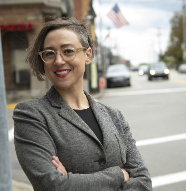 City Council candidate Bethani Cameron - PHOTO: CAOILINN ERTEL