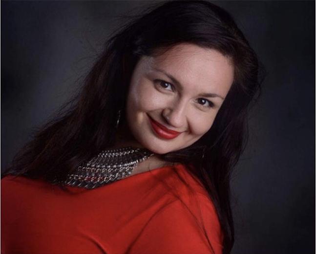 Bulgarian folk singer Elitsa Stoyneva Krastev will join the Mendelssohn Choir of Pittsburgh for a performance - PHOTO: COURTESY OF ELITSA STOYNEVA KRASTEV