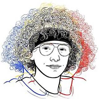 Drawing of Brittney Chantele by artist Maggie Lynn Negrete