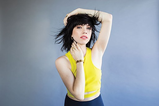 Not Yoncé or Tay: Carly Rae Jepsen - PHOTO COURTESY OF HAZEL & PINE
