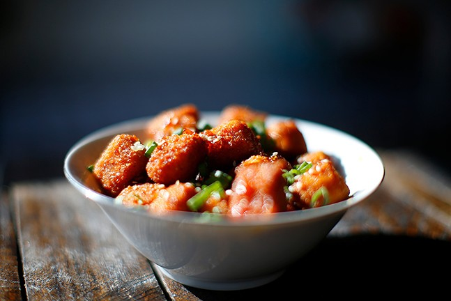 Killer Tofu at Soju - CP PHOTO: JARED WICKERHAM