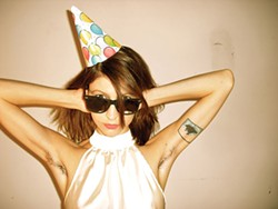 Colleen Green - PHOTO COURTESY OF THE ARTIST