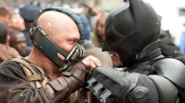 The Dark Knight Rises will play at Carrie Carpool Cinema - IMAGE: WARNER BROS. ENTERTAINMENT INC.