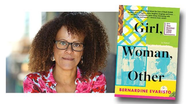 Pittsburgh Arts and Lecture author Bernardine Evaristo - PHOTO: JENNIE SCOTT