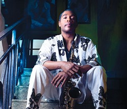 Femi Kuti and the Positive Force, July 28