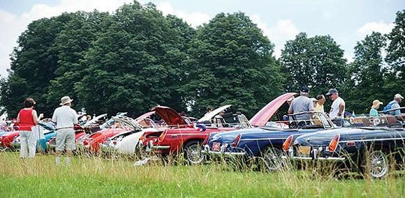 Pittsburgh Vintage Grand Prix, July 8-17 - PHOTO COURTESY OF MATTHEW LITTLE