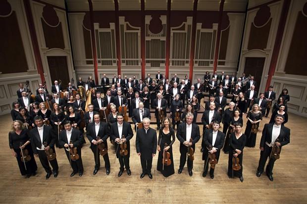 Pittsburgh Symphony Orchestra - PHOTO COURTESY OF MICHAEL SAHAIDA