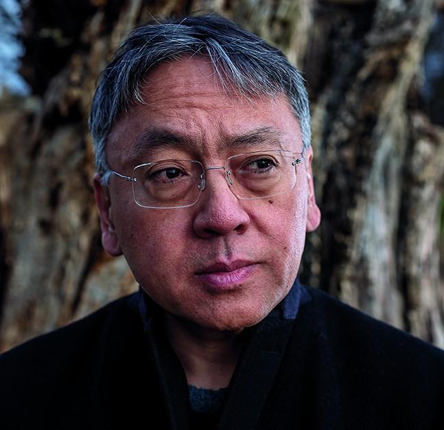 Kazuo Ishiguro - PHOTO: ANDREW TESTA