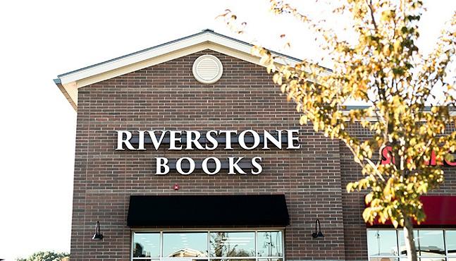 Riverstone Books in the North Hills - PHOTO: COURTESY OF RIVERSTONE BOOKS