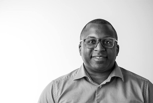 Jamil Wilson, Chief Financial Officer of Maitri Medicinals - PHOTO: MATT DAYAK, COURTESY OF MAITRI MEDICINALS