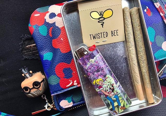 Archie lighter by DeMussi Designs - PHOTO: DEMUSSI DESIGNS