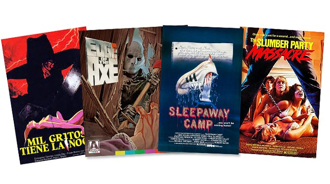 Movies for Fri., April 23rd as part of Riverside Drive In Theatre's April Ghoul's Super Monster-Rama