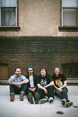Modern Baseball - COURTESY OF JESSICA FLYNN