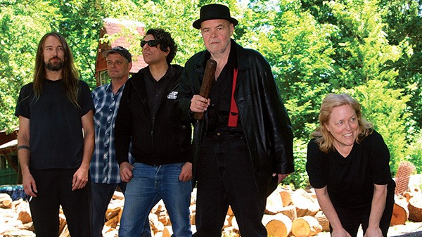 Pere Ubu - PHOTO BY KATHY THOMPSON
