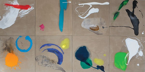 """Floor (Detail),"" by Mia Tarducci"
