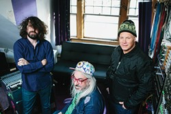 Dinosaur Jr., Oct. 9 - PHOTO COURTESY OF LEVI WALTON