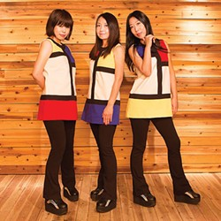 Shonen Knife, Nov. 3 - PHOTO COURTESY OF REYBEE INC