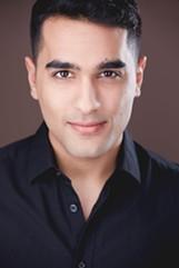 Jamen Nanthakumar stars in The Fantasticks, at Pittsburgh Public Theater, Sept. 29.