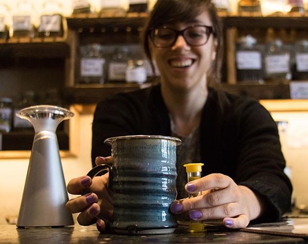 Bantha Tea Bar, winner of Best Tea Shop - CP PHOTO BY LUKE THOR TRAVIS