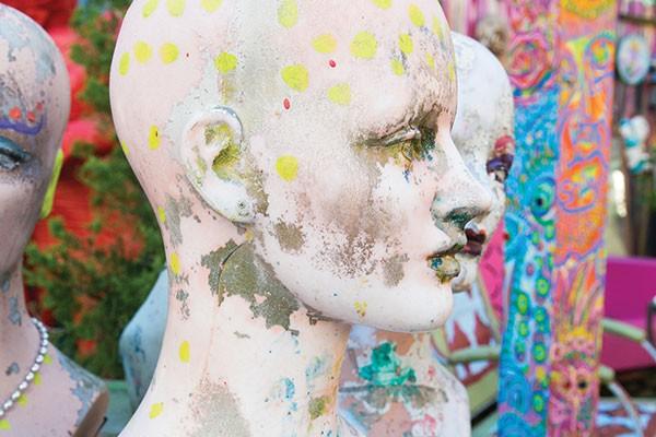 Randlyland, winner of Best Public Art - CP PHOTO BY JOHN COLOMBO