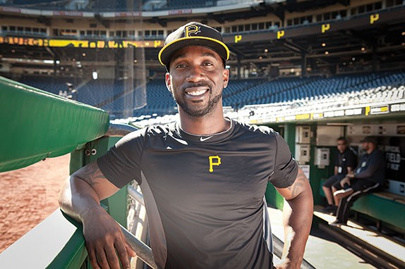 Andrew McCutchen - CP FILE PHOTO BY HEATHER MULL