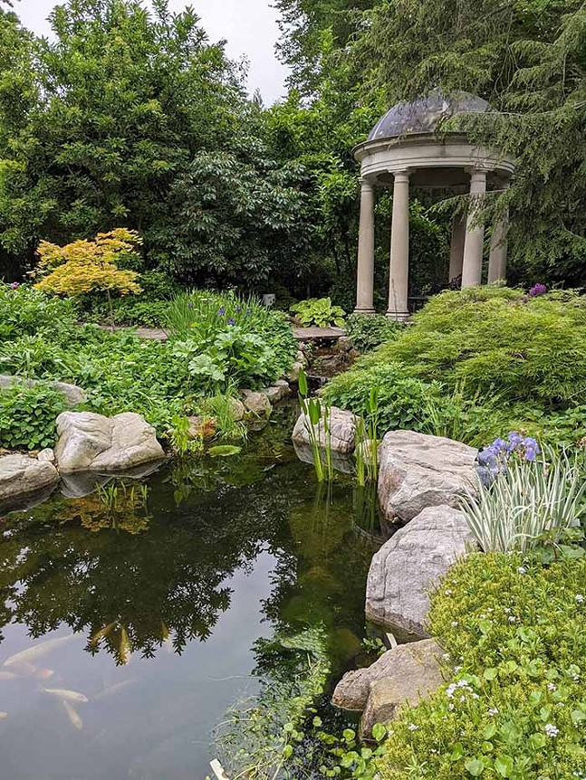 Symphony Splendor Garden Tour, presented by the Pittsburgh Symphony Orchestra - PHOTO: COURTESY OF SYMPHONY SPLENDOR GARDEN TOUR
