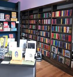 City of Asylum bookstore