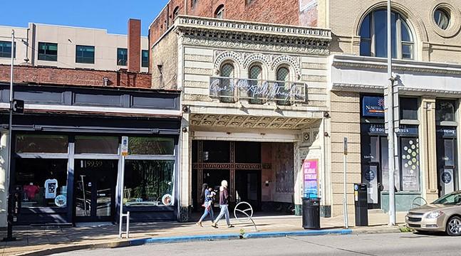 Kelly Strayhorn Theater - CP PHOTO: AMANDA WALTZ