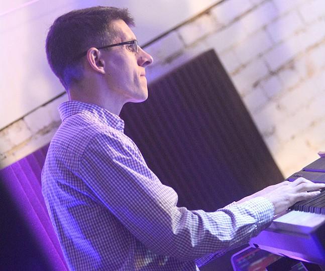 Joe Sheehan of Kinetic - PHOTO: MIKE CANTON