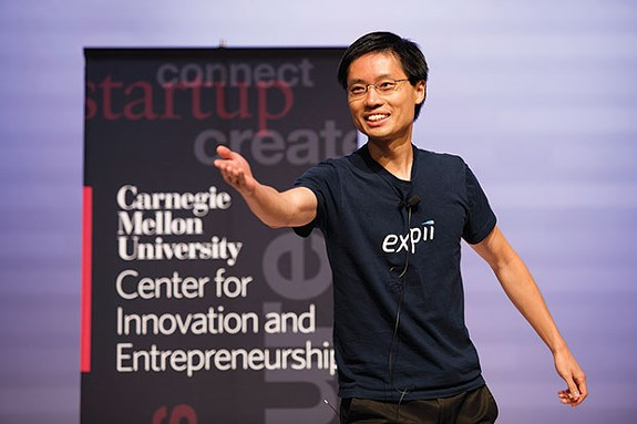 Po-Shen Loh - PHOTO COURTESY OF CARNEGIE MELLON SWARTZ CENTER FOR ENTREPRENEURSHIP