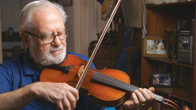 Joe's Violin