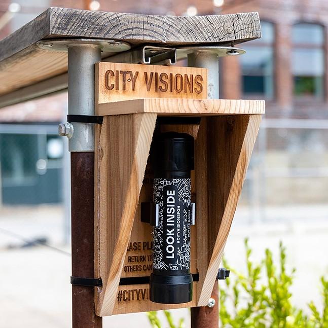 City Visions teleidoscope