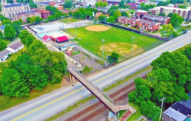 Homewood Park Improvement Project - PHOTO: COURTESY OF THE CITY OF PITTSBURGH