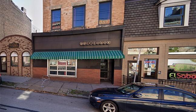 Brillobox on Penn Avenue in Bloomfield - PHOTO: ©GOOGLE MAPS