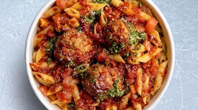 66 Bowl by Piada Italian Street Food - PHOTO: COURTESY OF PIADA ITALIAN STREET FOOD