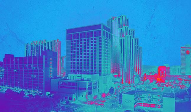 "Art for ""Reno"" by Side Sleeper - COURTESY OF SIDE SLEEPER"