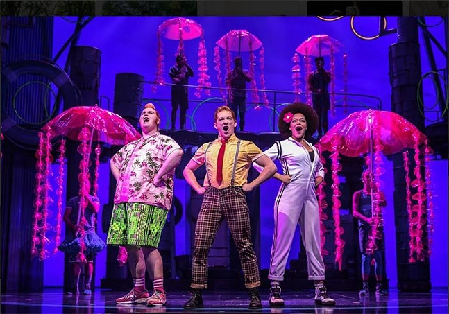 The Spongebob Musical at Byham Theater - PHOTO: COURTESY OF CONCORD THEATRICALS