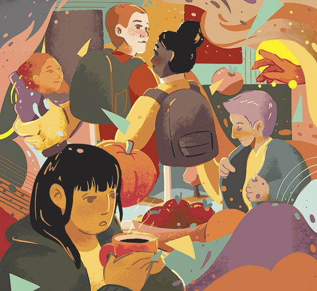 CP ILLUSTRATION: LUCY CHEN