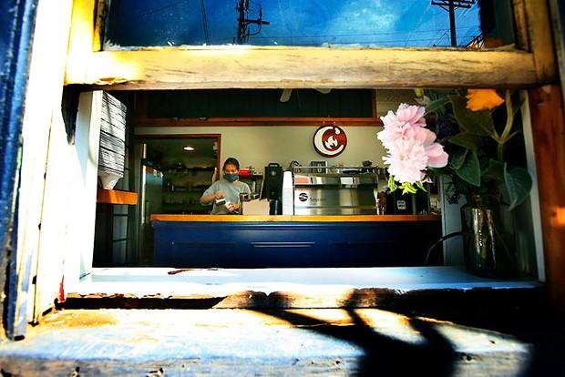 Commonplace Coffee - CP PHOTO: JARED WICKERHAM