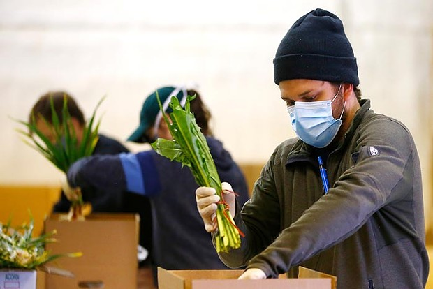 Harvie Farms Pittsburgh - CP PHOTO: JARED WICKERHAM
