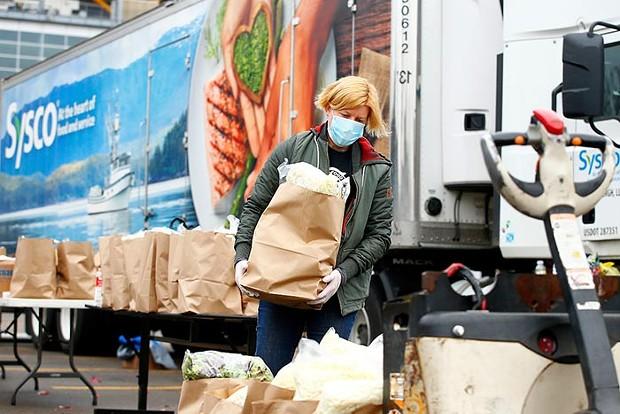 412 Food Rescue - CP PHOTO: JARED WICKERHAM