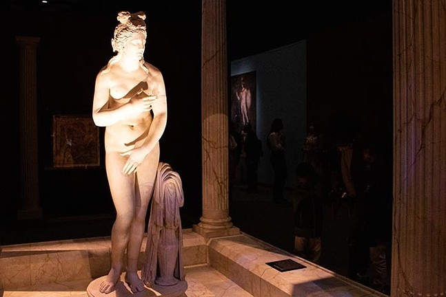 POMPEII: The Exhibition at Carnegie Science Center - PHOTO: CARNEGIE SCIENCE CENTER