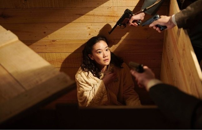 Satoko gets more than she bargained for in Kiyoshi Kurosawa's latest Wife of A Spy. - PICTURE: KINO LORBER STUDIOS